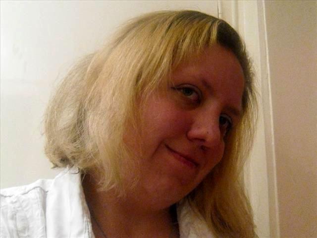 Freya (44) Gestalterin