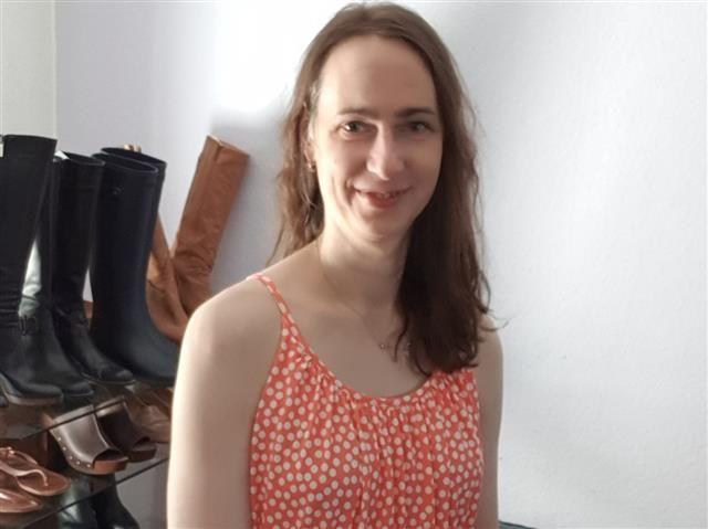 Berta (40) Maklerin